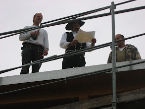 Photo: Topping-out ceremony