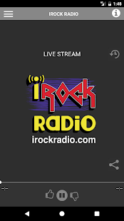 iRock Radio- screenshot thumbnail