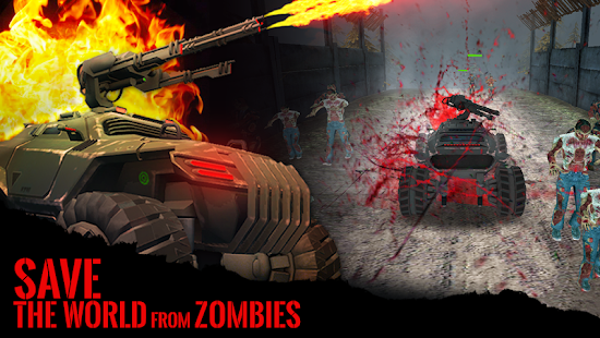 Drive Die Repeat - Zombie Game- screenshot thumbnail