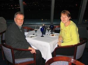 Photo: Perlan -ravintolassa
