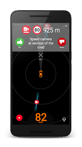 Speed camera radar (PRO) v1.70
