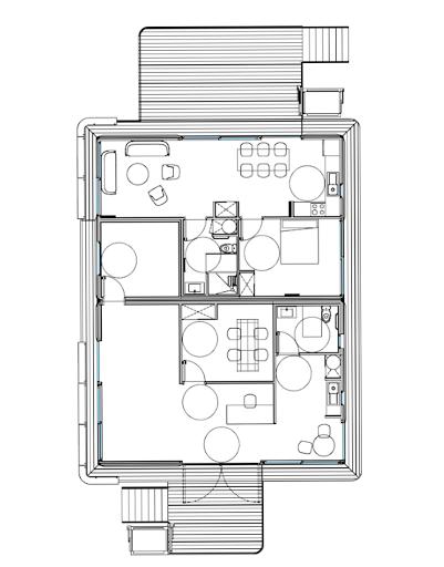 Plan 150 bureau