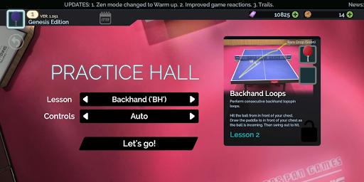 Télécharger Gratuit Table Tennis ReCrafted! mod apk screenshots 3