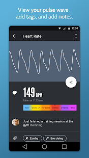 Instant Heart Rate Monitor Pro- screenshot thumbnail