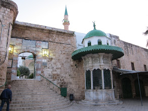 Photo: Modern Akko is mosly and Arab city