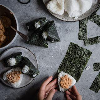 Spicy Salmon Onigiri
