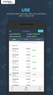 Forex & CFD Trading by iFOREX- screenshot thumbnail