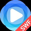 ニコプレイヤー:SWF & FLV動画&ゲームプレイヤー icon