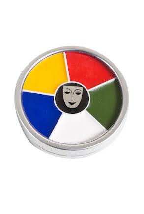 Suprapalett, 6 färger