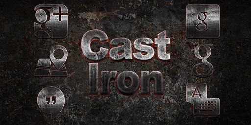 Cast Iron Solo Theme