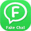 Fake Chat Conversation for Whatsup icon