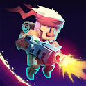 Bullet League - 2D Battle Royale icon