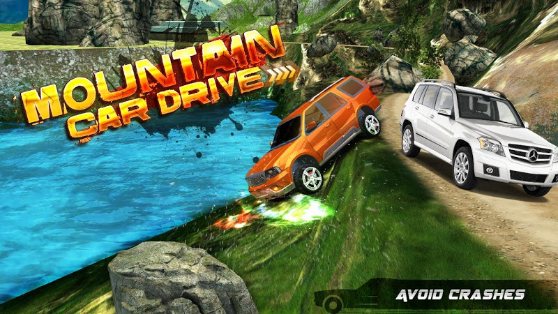 Mountain Car Drive Screenshot 9