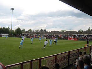Photo: 01/05/10 v Kingstonian (RLPDP-OF) 2-0 - contributed by Justin Holmes