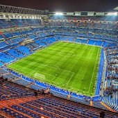 Estadio Santiago Bernabeu Wall
