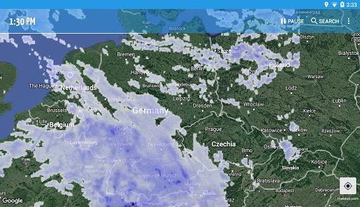 Rainy Days Rain Radar  screenshots 6