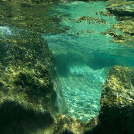mare in Istria by Patrizia Emiliani - Landscapes Underwater ( mare, istria,  )