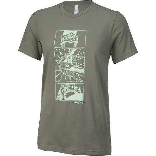 All-City Damn Fine Men's T-Shirt