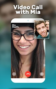 Video Call from Mia Khalifa - náhled