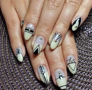 Trendy nail polish art android apps on google play trendy nail polish art screenshot thumbnail prinsesfo Images
