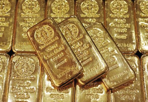 Goud bly byna $ 1.500 oor handelsoorlogkwessies