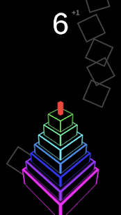 Download Neon Block Tower For PC Windows and Mac apk screenshot 2