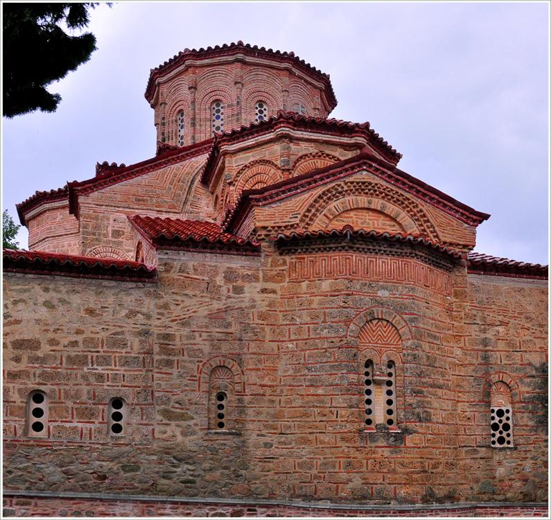 Какого цвета Греция? (много фото) Афины - Метеоры - Милос - Санторини