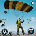 WW2 US Commando Strike Free Fire Survival Games icon