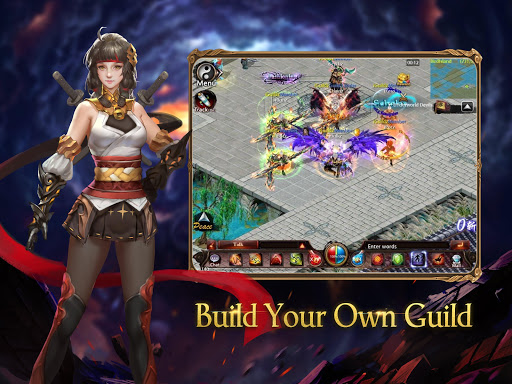 Conquer Online - MMORPG Action Game 1.0.7.8 screenshots 10