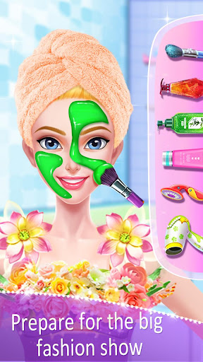 ud83dudc67ud83dudc84Girl's Secret - Princess Salon apkpoly screenshots 15
