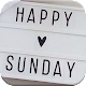 Download GIF Happy Sunday