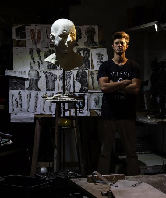 Meet The Maker Sculptor Stanislaw Trzebinski