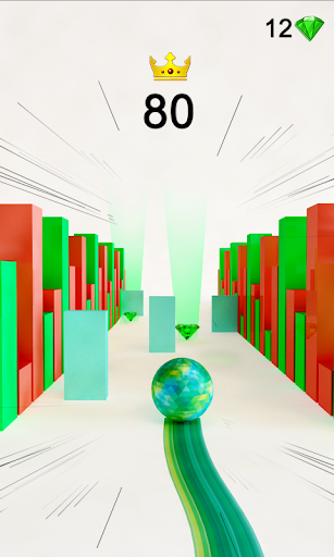 Ball Rolling Catch Up Rush – Bounce Catchers Game 1.2 Cheat screenshots 3