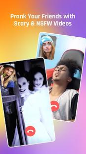 Prank Call-Celebrity Fake Facetime Videochat Maker