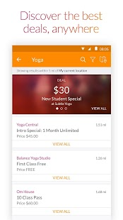 MINDBODY - Fitness & Wellness- screenshot thumbnail
