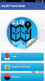 Ala Eh! Travel Guide - náhled