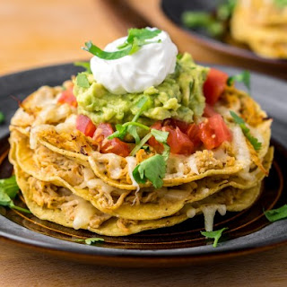 Chicken Stack Recipes.