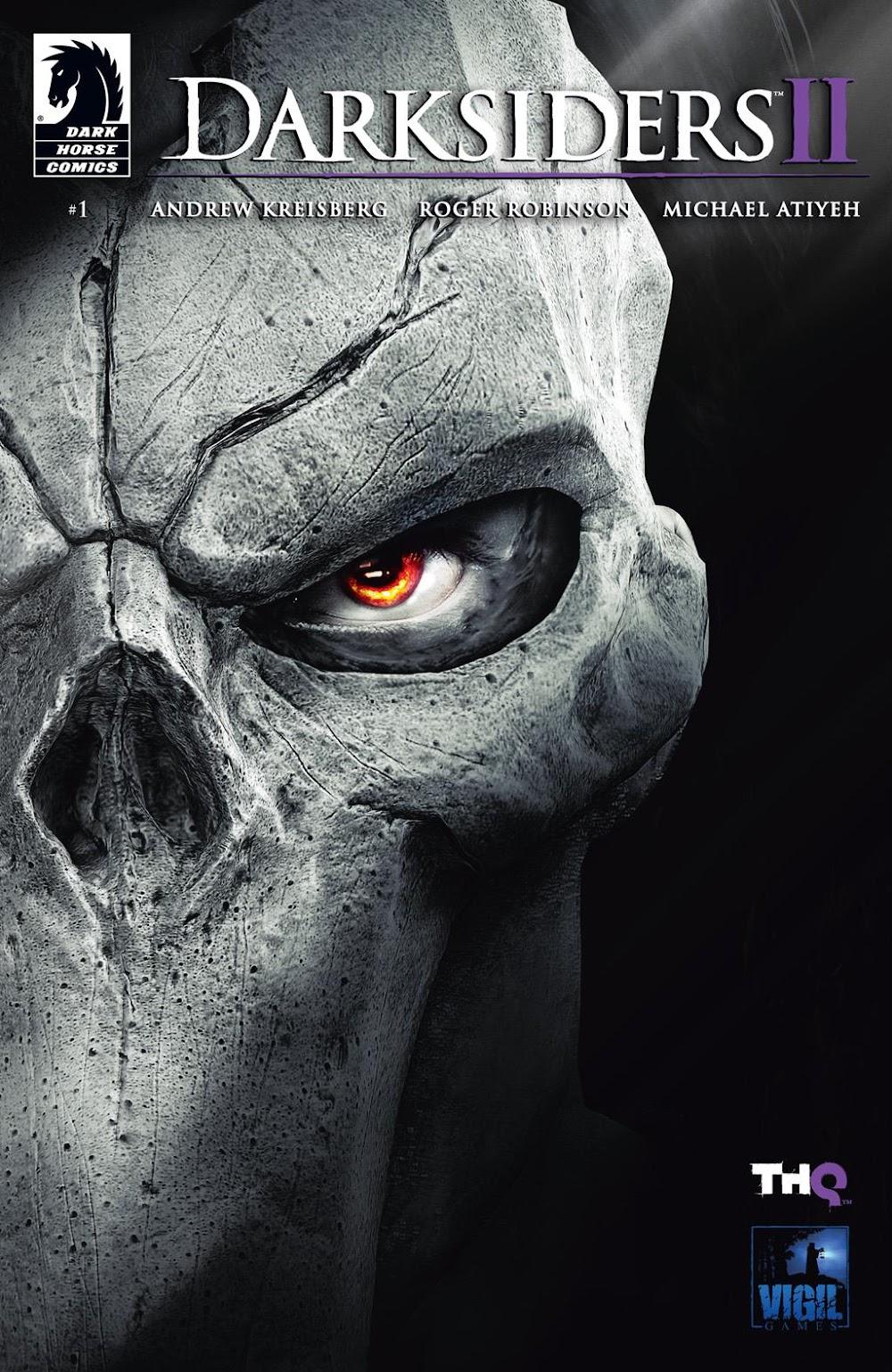 Darksiders II (2012) - complete
