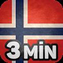 Impara il norvegese in 3 min icon