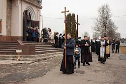 Прощання з колядою в Рясному, 15 лютого 2020 р.Б.