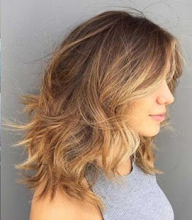 Layered Hairstyles - náhled