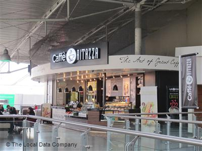 Caffe Ritazza On Station Approach Coffee Shops In City