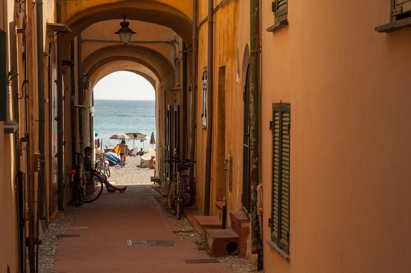 Voglia di mare... di Gian Piero Bacchetta