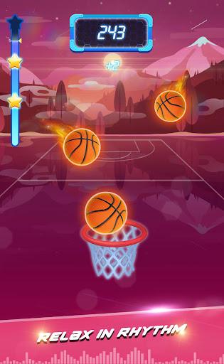 Beat Dunk - Free Basketball with Pop Music 1.2.1 screenshots 3