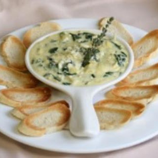 Copy Cat - Olive Garden Artichoke Spinach Dip