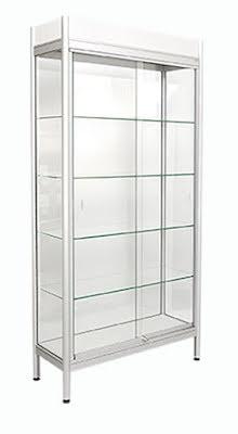 Glasmonter 935x335x1835 4 hyll
