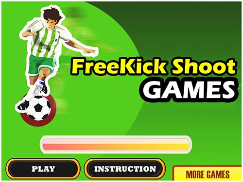 FreeKick Shoot Games