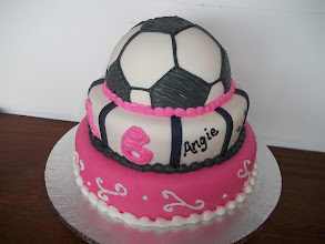 Photo: Soccer ball topped Sweet 16