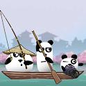 3 Pandas in Japan : Adventure Puzzle Game icon