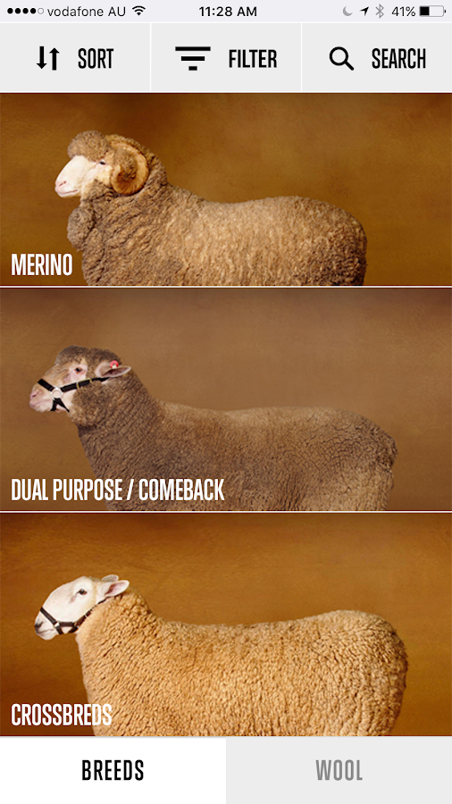 Sheep Breed Compendium by AWEX- screenshot